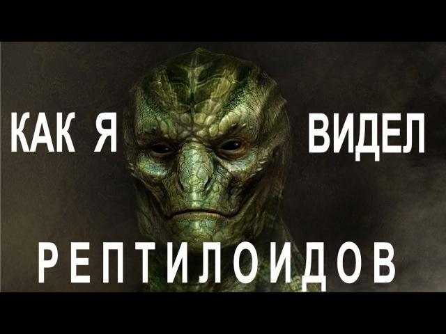 Как я видел рептилоидов. (17.06.16)