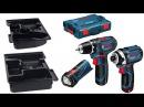 Bosch L-boxx 102 \ Bosch GSR 10,8 \ Bosch GDR 10,8 \ Bosch GLI 10,8