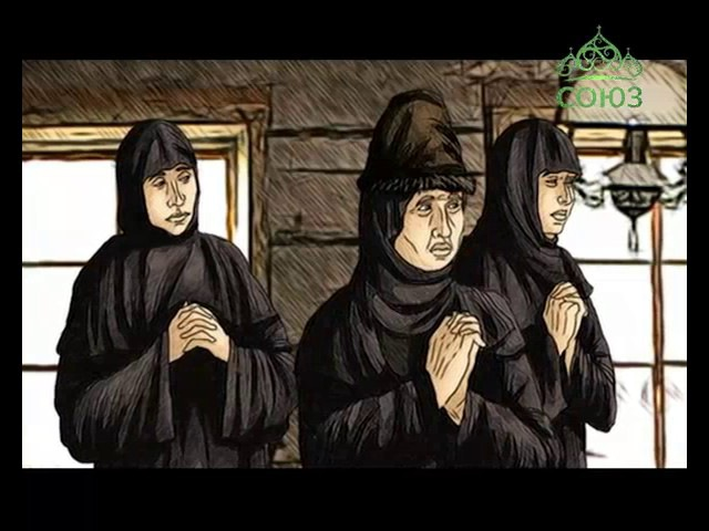 Мульткалендарь. 8 декабря. Преподобномученица Магдалина (Забелина).