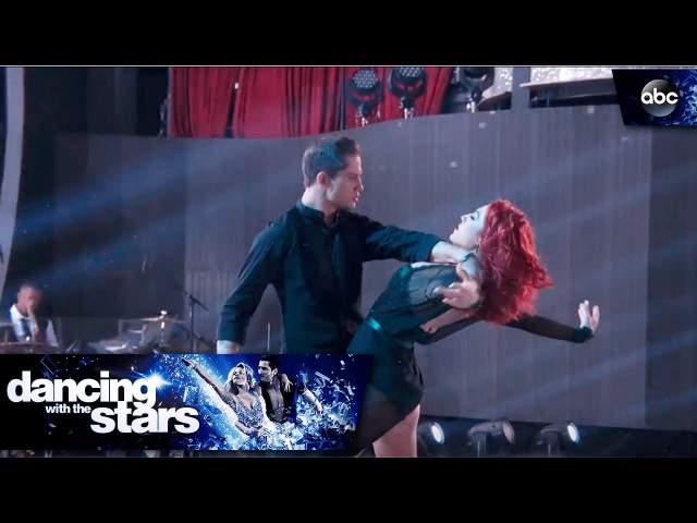 Bonner and Sharna's - Tango - Dancing with the Stars