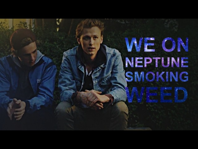 Even isak | we on neptune smoking weed