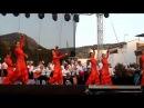 Folklore espanol baile y cante Solera ALHAURIN de la TORRE 2017 Feria ANDALUZA 24 06