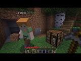 Minecraft - строим уютное подземелье
