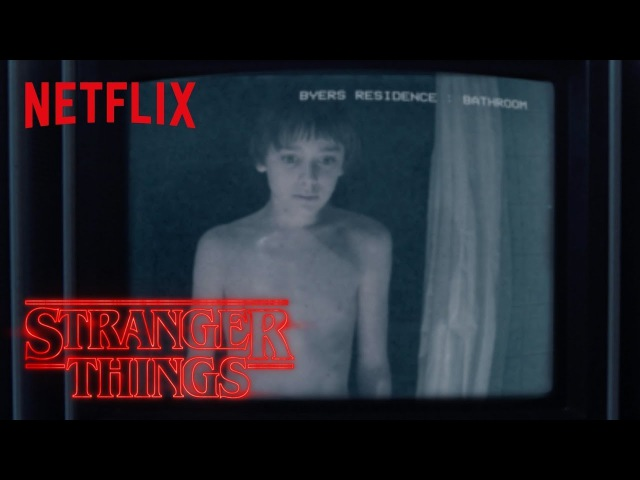 Stranger Things | Hawkins Monitored - Monitor 8 | Netflix
