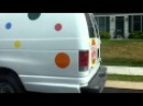 Ice cream man with awesome music - July 24, 2011