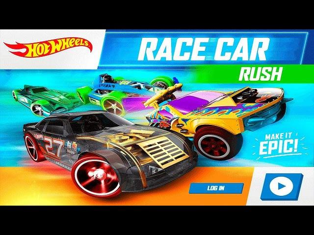 Hot Wheels: Race Off Мультик ИГРА для детей про МАШИНКИ. ХОТ ВИЛС Просто УГАРНЫЕ ГОНКИ