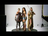 Design of the Armor & Weapon (Godkiller) 'Wonder Woman' Featurette [+Subtitles]