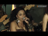 Soul star Imaani performs Brenda Russell hit, In The Thick Of It at London Jazz Club Hideaway