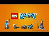 LEGO Boost (17101) - Official CES 2017 Teaser Video