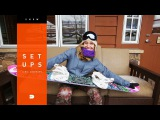 Setups Jamie Anderson's Contest Winning Snowboard Gear