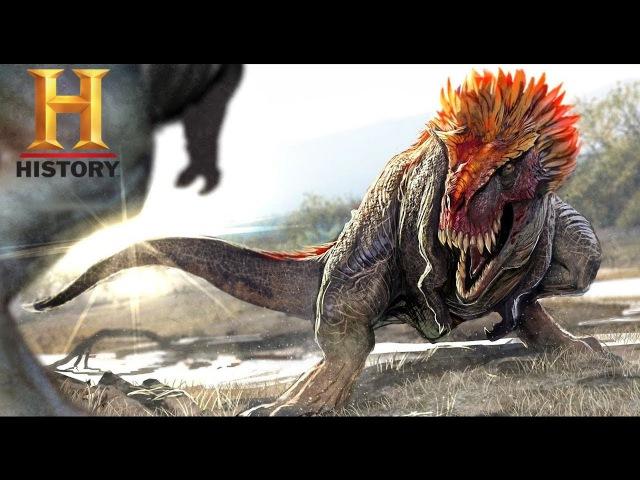 Тайны Доисторических Монстров - Документальный фильм History HD