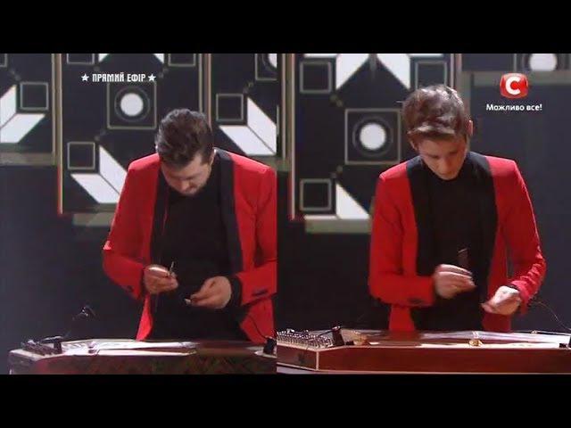 Влад Ониськив - Невероятная игра на цимбалах Україна має талант-9.Діти-2 ФИНАЛ [27.05.2017]