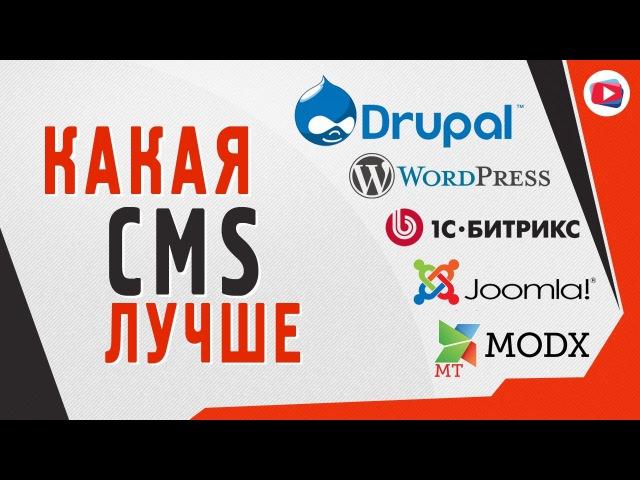 Обзор CMS ТОП 5 лучших движков рунета 2017г