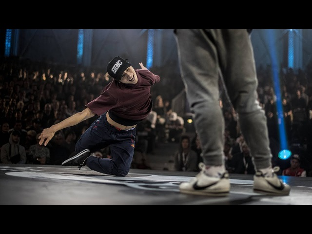 Issei vs Wing | Quarterfinal | Red Bull BC One World Final 2017