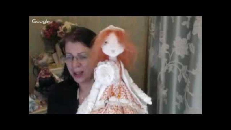 1 день Кукольная мастерская Анастасия Голенева 1