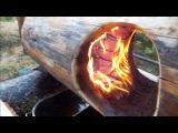 Огненная лесная мебель часть ВТОРАЯ