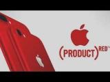 НОВИНКА !!! КРАСНЫЙ iPhone 7 RED от Apple  !!!