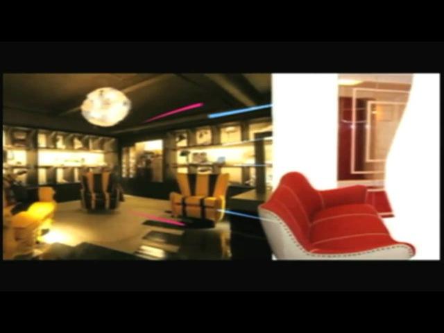 Simon Firth - Soak ( Trim The Fat Remix ) HD VJ Mix