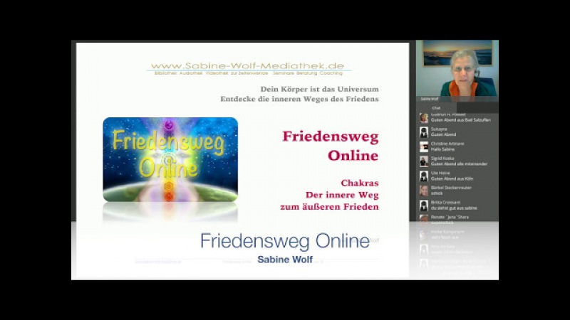 Friedensweg Online