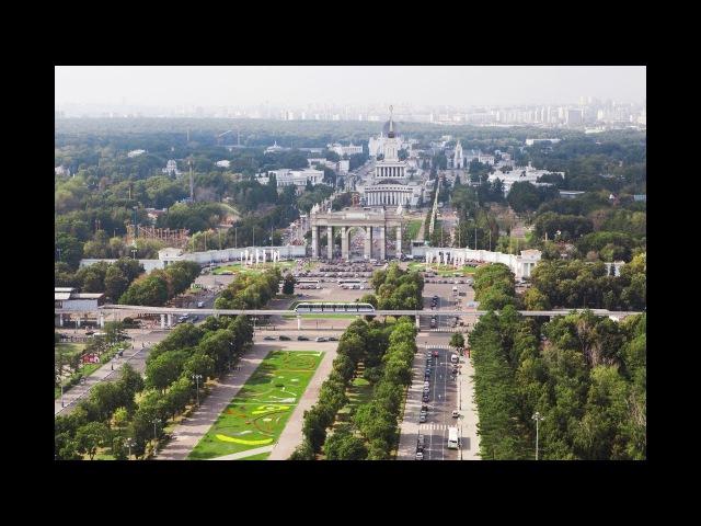 Чудеса России. ВДНХ