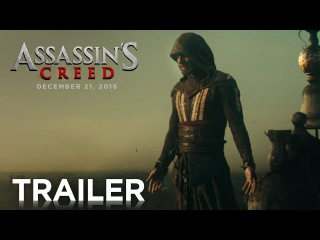 #ILMovieTrailers: Второй трейлер фильма «Кредо убийцы» / Assassin's Creed