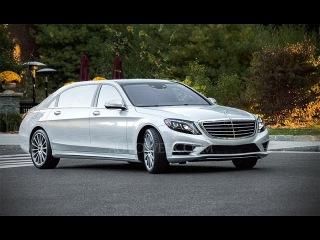 Mercedes Maybach S Class тест драйв Майбах S класс