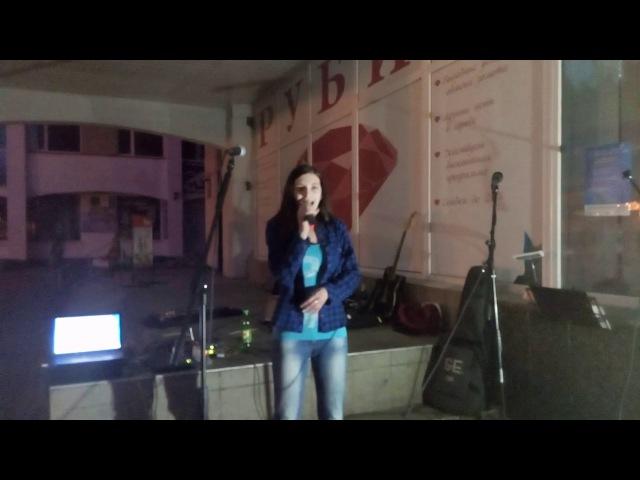 FREEMIC Аля Теремецкая Заграва 20 05 2017@SMArt Live
