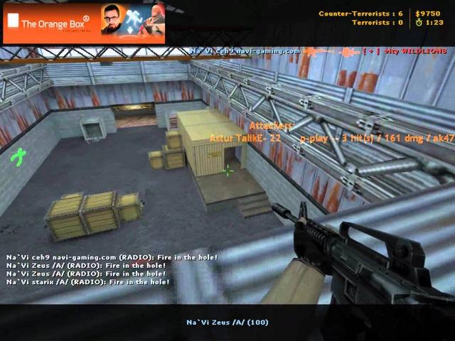 Markeloff vs. talikemix @GameGune 2011