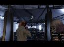 Grand Theft Auto V тир в бункере