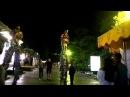 Ночная Ялта в Сентябре. Поющий Пес на Набережной. Луна в Телескопе с Крыма