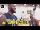 LeBron James vs John Wall + Superstar Jelly Fam?! NO OFF SEASON | episode 5
