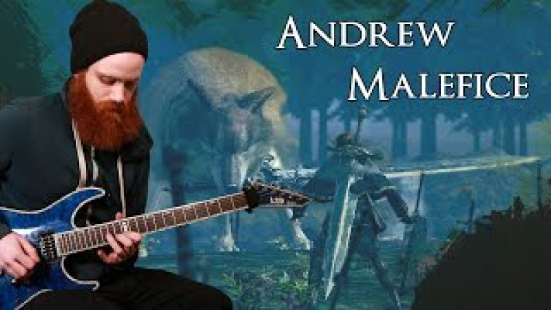 Dark Souls - Great Grey Wolf Sif Metal Cover - Andrew Malefice