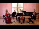 В.А.Моцарт Фортепанний квартет №1, соль мінор, KV 478, І ч.