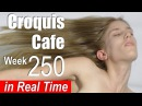 Croquis Cafe: Figure Drawing Resource No. 250