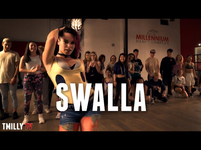 Jason Derulo - Swalla ft Nicki Minaj - Choreography by Jojo Gomez - ft Kaycee Rice TMillyTV