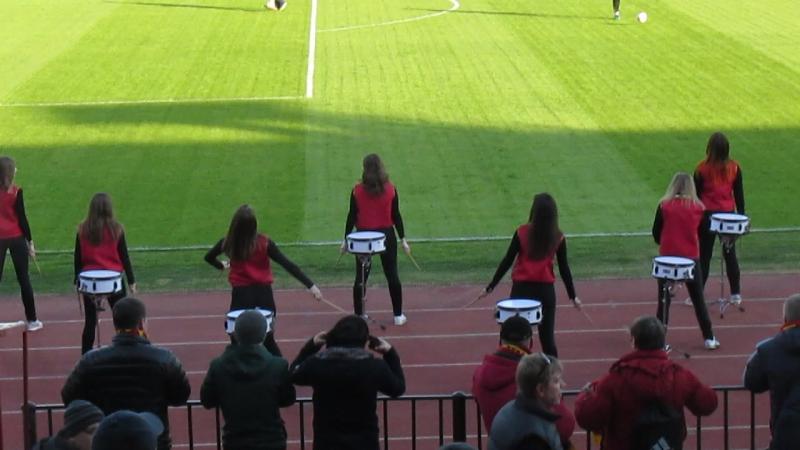 Группа поддержку Арсенала Норм