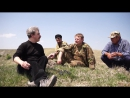 Со съёмок документального фильма Волчья поляна