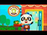 Доктор Панда и его Кафе - Развивающий мультфильм - Мультики для малышей Dr. Panda Cafe