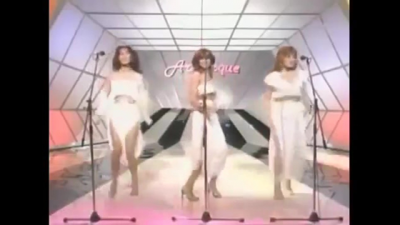Arabesque, Nirvana Blur Mash-Up