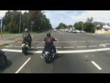 Harley v.s Yamaha.