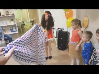 День Рождения Дарины 7 лет Моана