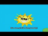 Its sunny its hot its raining its snowing - English for Children Nursery Rhymes - Songs