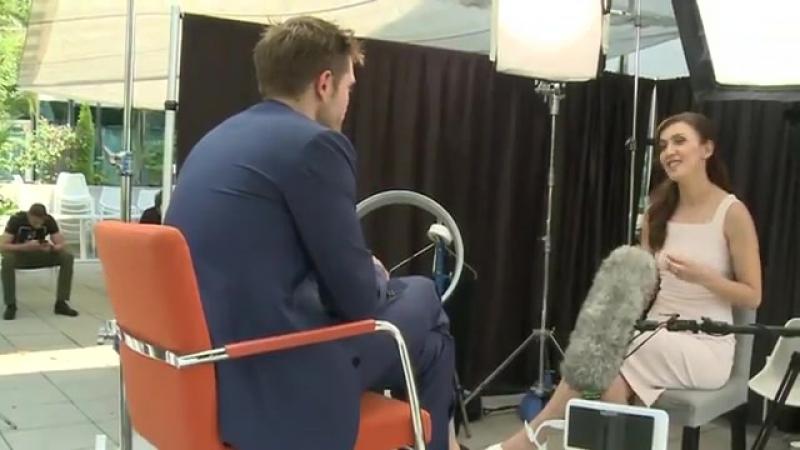 Интервью Роберта для передачи Екатерины Мцитуридзе «Это кино» с Каннского кинофестиваля (2017) » Freewka.com - Смотреть онлайн в хорощем качестве