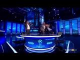 Реакция Линекера, Джеррарда, Оуэна и Фердинанда на победный гол «Барселоны