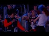 Loko's fan showed multiundressing on VTB All Star Game