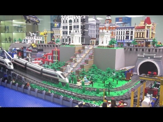 LEGO CITY 2017 ГОДА НАБОРЫ - ЛЕГО СИТИ 2017 - САМЫЙ БОЛЬШОЙ ЛЕГО ГОРОД В РОССИИ - ОБЗОР LEGO