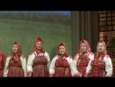 Веркольский народный хор Гала концерт на маргаритинской ярмарке