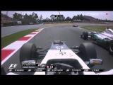 F1 2012. Гран-при Испании. Гонка