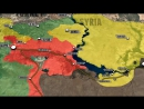 2017.06.06 - Военная обстановка в Сирии и Ираке. Добивание ИГИЛ в Алеппо. Русский перевод
