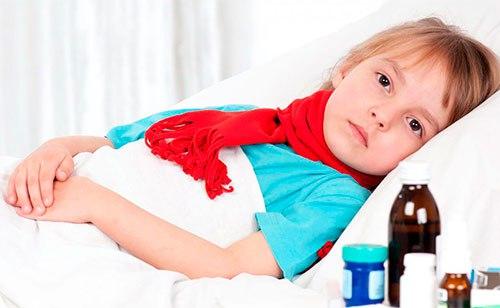 У ребенка кашель и температура 37 как лечить